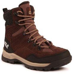 Śniegowce JACK WOLFSKIN - Aspen Texapore High M 4041401 Dark Brown/Black
