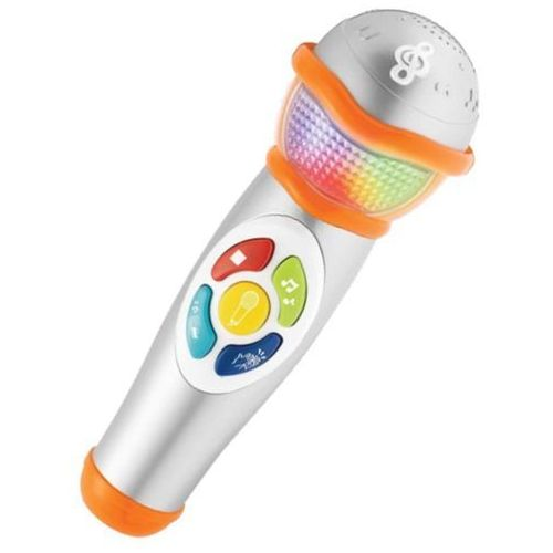 Instrumenty dla dzieci, MIKROFON BĘDĘ GWIAZDA MIKROFON INTERAKTYWNY