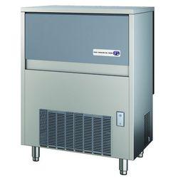Kostkarka do lodu typu full cube 70 kg/24 h, pojemność zasobnika 40 kg, chłodzona powietrzem, 0,59 kW, 735x603x907 mm | NTF, SL 140 A