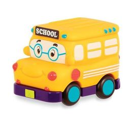 Autko Mini Wheeee-ls B.Toys - Autobus szkolny BX1495Z