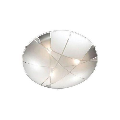 Lampy sufitowe, Plafon Italux Arcana C29366YK-4 lampa sufitowa 3x60W E27 chrom