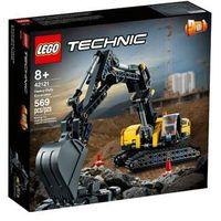Klocki dla dzieci, LEGO Technic Wytrzymała koparka 42121