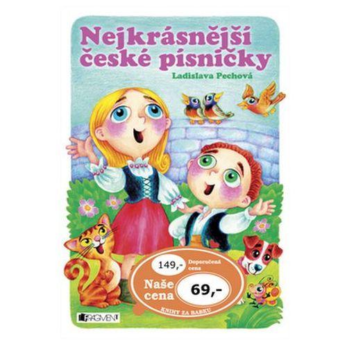 Pozostałe książki, Nejkrásnější české písničky Ladislava Pechová