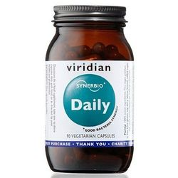 Daily Synbiotic - prebiotyk FS2-60 (90 kaps.) Viridian