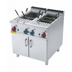 Urządzenie do gotowania makaronu gazowe | 2x40L | 27900W | 800x900x(H)900mm