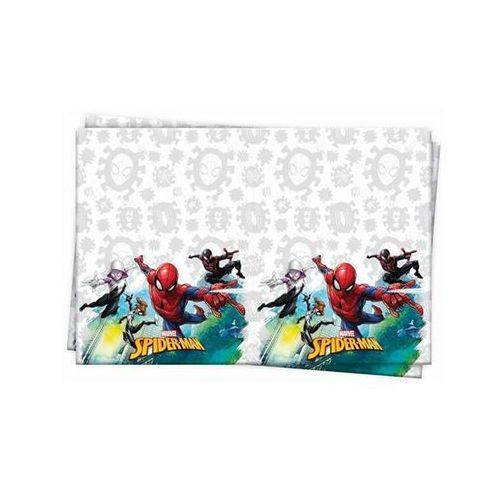 Obrusy, Obrus urodzinowy Spiderman Team Up - 120 x 180 cm - 1 szt.