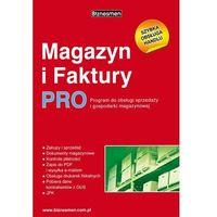 Programy kadrowe i finansowe, Magazyn i Faktury PRO - 1 firma / 1 stanowisko