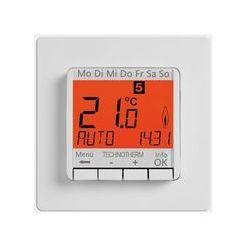 Termostat ścienny, elektroniczny z wyświetlaczem LCD, TRT exscas