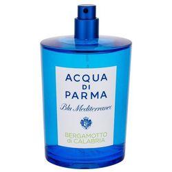 Acqua di Parma Blu Mediterraneo Bergamotto di Calabria woda toaletowa 150 ml tester unisex