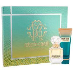 Roberto Cavalli Paradiso zestaw 50 ml Edp 50 ml + Balsam do ciała 75 ml dla kobiet