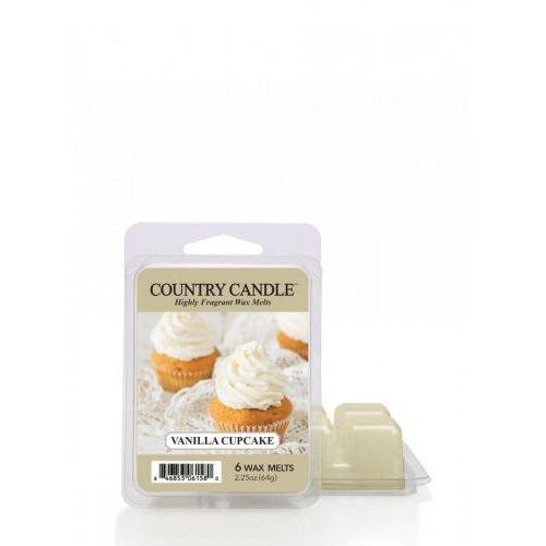 "Pozostała aromaterapia, Country Candle - Vanilla Cupcake - Wosk zapachowy ""potpourri"" (64g)"