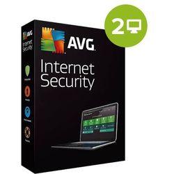 AVG Internet Security – 1-rok / 2 PC (ISH12-STN00002) elektroniczny certyfikat