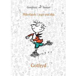 Mikołajek i jego paczka Gotfryd [Goscinny Rene, Sempe Jean-Jacques] (opr. twarda)