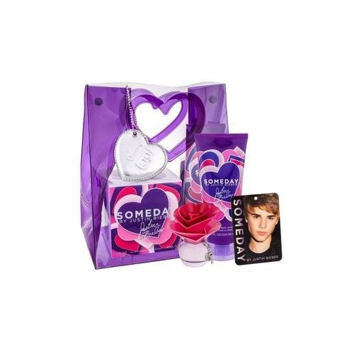 Zestawy zapachowe damskie, Justin Bieber Someday zestaw dla kobiet