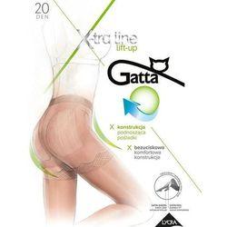 Rajstopy Gatta Body Lift-up 20 den bronzo/odc.brązowego - bronzo/odc.brązowego
