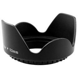 Osłona przeciwsłoneczna TULIPAN 67mm (wkręcana) - czarny
