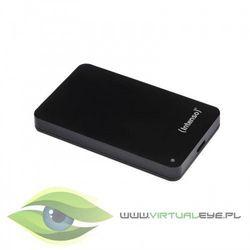 Intenso Dysk 2,5'' 4TB USB 3.0 MEMORYCASE Czarny