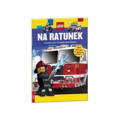 Książki dla dzieci, LEGO Na ratunek - Praca zbiorowa (opr. twarda)