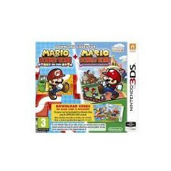Mario and Donkey Kong: Minis Collection 3DS