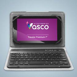 """Vasco Traveler Premium 7"""" z klawiaturą"""