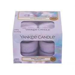 Yankee Candle Sweet Nothings świeczka zapachowa 117,6 g unisex