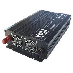 VOLT SINUS 3000-12V Przetwornica samochodowa 1500/3000W 12V/230V z pełną sinusoidą