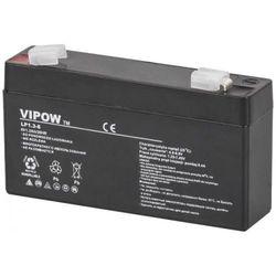 Akumulator żelowy Vipow BAT0203 6V 1,3Ah