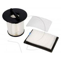 Zestaw filtrów centralny/silnika/wylotowy (3szt.) do odkurzacza Dirt Devil 2725001