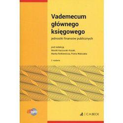 Vademecum głównego księgowego jednostki finansów publicznych - Praca zbiorowa (opr. miękka)