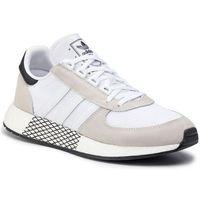 Męskie obuwie sportowe, Buty adidas - Marathon Tech EE4925 Ftwwht/Ftwwht/Cblack