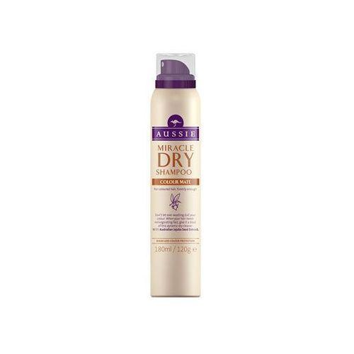 Mycie włosów, Aussie Colour Mate suchy szampon do włosów farbowanych (Australian Jojoba Seed Extract) 180 ml