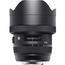 Sigma A 12-24mm f/4 DG HSM Nikon - produkt w magazynie - szybka wysyłka!