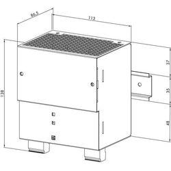 Zasilacz na szynę DIN WAGO 787-633, 48 V/DC (SELV), 5 A, 240 W