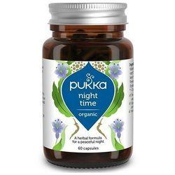 BIO Night Time Nocny Spokój (30 kaps.) Pukka