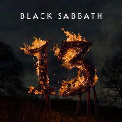 BLACK SABBATH - 13 Universal Music 0602537349579