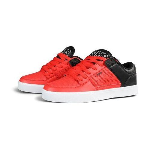 Męskie obuwie sportowe, buty OSIRIS - Protocol Red/Black/White (607) rozmiar: 42.5