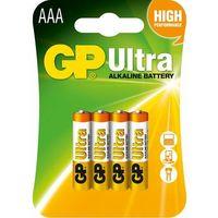 Baterie, GP Bateria alkaliczna LR03 Ultra Alkaline BL/4