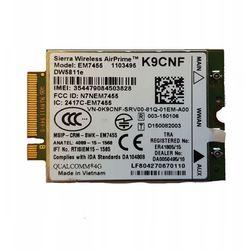 Nowy Modem WWAN Dell DW5811e LTE 4G EM7455