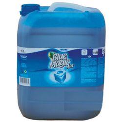 Środek do toalet turystycznych Blue Magic Aut 5 l Royal Płyn do wc w autobusie, Preparat do toalety w autokarze,
