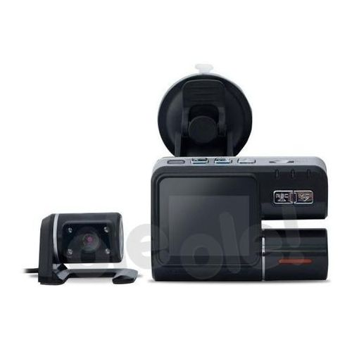 Rejestratory samochodowe, Xblitz Dual Core