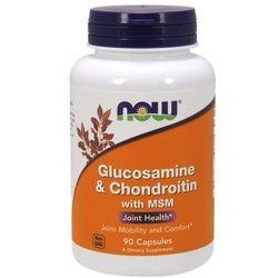 Glucosamine & Chondroitin & MSM 90 kaps.