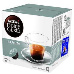Kapsuły NESCAFE Dolce Gusto Barista + Ekspres za 249 zł wraz z 4 opakowaniami kaw! + Ekspres za 149 zł wraz z 6 opakowaniami kaw! + Zamów z DOSTAWĄ JUTRO!