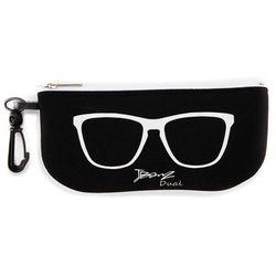 Okulary przeciwsłoneczne dzieci 4-10la Junior BANZ - Black/White