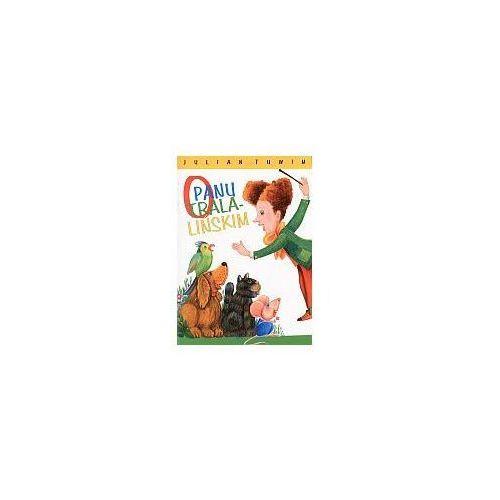 Książki dla dzieci, O panu Tralalińskim (opr. broszurowa)