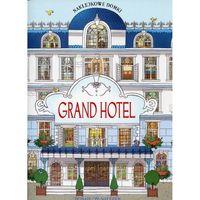 Naklejki, Naklejkowe domki Grand Hotel - Wydawnictwo Olesiejuk