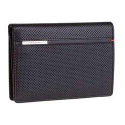 SAMSONITE portfel męski skóra naturalna kolekcja 13A 282 Perforated Plus z RFID