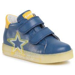 Sneakersy NATURINO - Falcotto by Naturino Nedo 0012014647.01.1C81 Azurro/Giallo