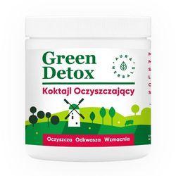 Green Detox - koktajl oczyszczający (180 g) Aura Herbals