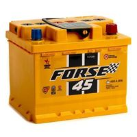 Akumulatory samochodowe, Akumulator FORSE 45Ah/450 A niski