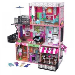 KIDKRAFT Domek dla lalek Brooklyn Loft